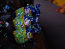 Animal handicraft. royalty free stock photography
