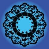 Animal Horoscope Royalty Free Stock Photos