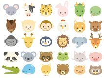 Animal icon royalty free illustration