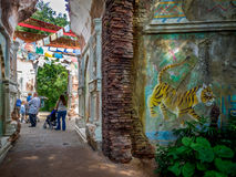 Animal Kingdom Theme Park, Dinsey World Stock Image