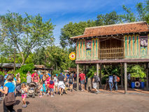 Animal Kingdom Theme Park, Dinsey World Stock Photos