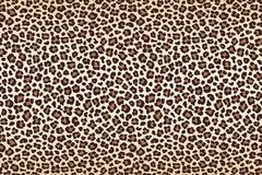 Animal leopard spots fur, horizontal texture. Vector. Illustration vector illustration