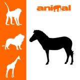 Animal logo Royalty Free Stock Photography