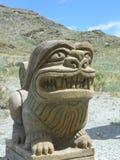 Animal mítico. Fotos de archivo