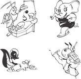 Animal Mascots Stock Photos