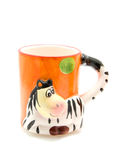 Animal mug Stock Photos
