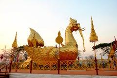 Animal na cultura tailandesa da Buda imagem de stock