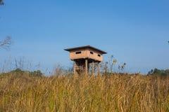 Animal observe tower Stock Photos