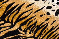 Animal Print Background Stock Photography