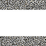 Animal Print Copy Space Royalty Free Stock Images