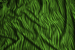 Animal print on fabric. Pattern like a zebra, green and black Look at my gallery for more backgrounds and textures stock photos