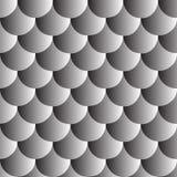 Animal Print. Fish scales. Fish skin. Vector background royalty free illustration