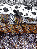 Animal prints assortment Stock Photography