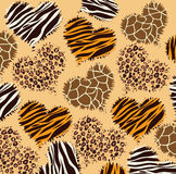 Animal prints design. Stock Photo