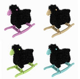 Animal on rockers toy Royalty Free Stock Image