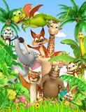 Animal sauvage Images libres de droits