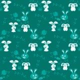 Animal seamless pattern Stock Photo