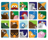 Animal set icon Royalty Free Stock Photos