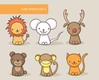 Free Animal Set II. Royalty Free Stock Photo - 26962225