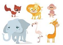 Animal set vector Stock Photo