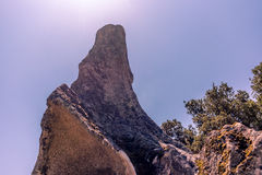 Animal shaped rock formations in Corsica - 2 Royalty Free Stock Photos