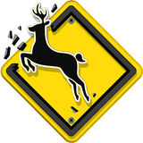 Animal Sign. Three dimension style and high quality image Royalty Free Stock Image