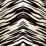 Animal skin rug Royalty Free Stock Images
