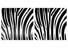 Animal_skin_zebra Royalty Free Stock Images