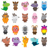 Animal Small Set stock illustration