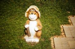 Animal statues Royalty Free Stock Photo