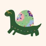 Animal turtle theme elements vector,eps Stock Photos