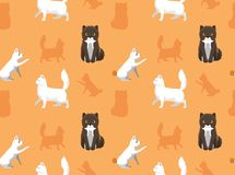 Cat Wallpaper 17 Royalty Free Stock Images