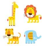 Animale del fumetto Fotografia Stock