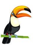 Animale del fumetto - illustrazione per i bambini Immagine Stock