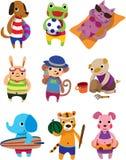Animale di estate Fotografie Stock
