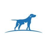 Animale domestico e veterinario Logo, gruppo dell'animalista Fotografia Stock