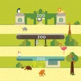 Animale e zoo royalty illustrazione gratis
