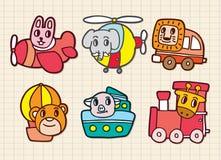 Animale nel trasporto Immagini Stock Libere da Diritti