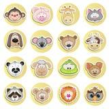 Animales stock de ilustración