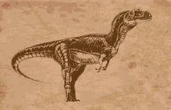 Animales antiguos Imágenes de archivo libres de regalías