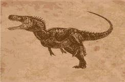 Animales antiguos Imagenes de archivo
