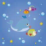 Animales del agua Imagen de archivo