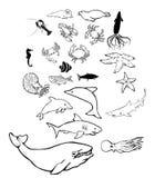Animales del vector libre illustration