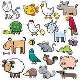 animali royalty illustrazione gratis