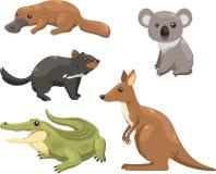 Animali Australia 1 illustrazione di stock