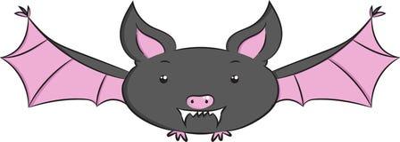 Animali di vettore, pipistrello Immagine Stock