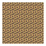 Animalier-Gewebe - Leopard lizenzfreie stockfotos