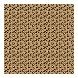 Animalierstof - Luipaard stock illustratie