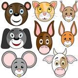 Animals Baby Set Royalty Free Stock Image