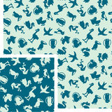 Animals - birds Stock Illustration